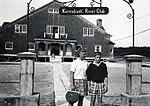 Jeb Bush with Barbra Bush in Kennebunkport, Maine August 1965 (2894).jpg