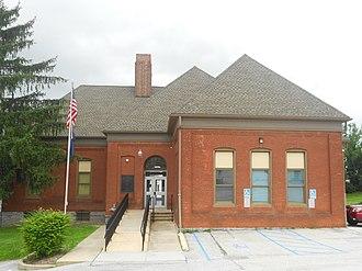 Jefferson, York County, Pennsylvania - Borough Hall