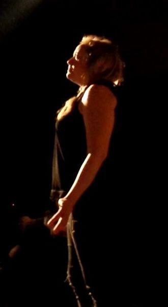 Jennifer R. Blake - Jennifer Blake in the role of Mindy McCready, McCready the Musical