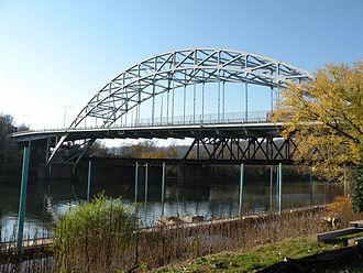 McKeesport, Pennsylvania - Image: Jerome Street Bridge