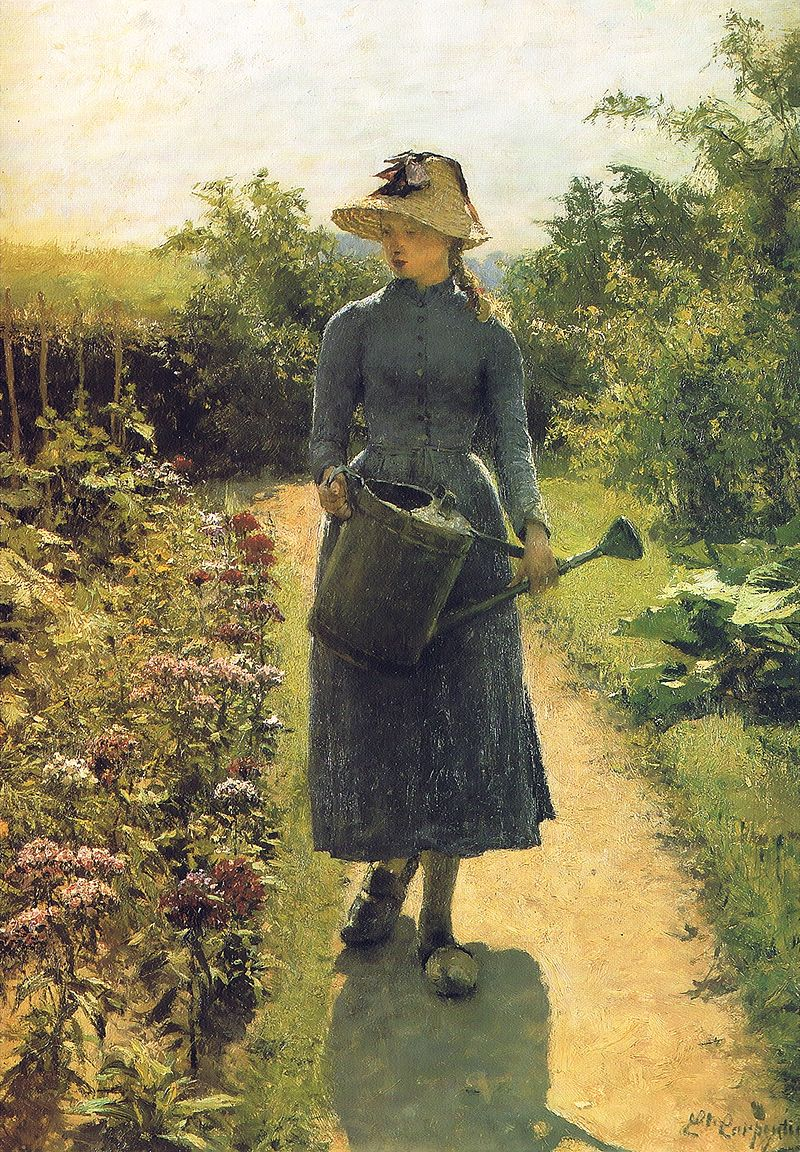 Jeune fille à l'arrosoir (Évariste Carpentier, 1845-1922).jpg