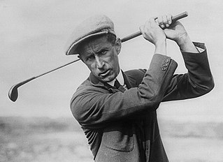 Jim Barnes English golfer