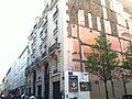 Jim Morrison's Apartment Building in Les Marais, Paris, France - 17–19 rue Beautreillis 3.jpg