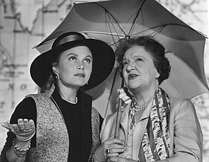 Sally (1957 TV series) - Image: Joan Caulfield Marion Lorne Sally 1957