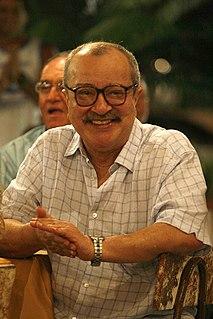 João Ubaldo Ribeiro Brazilian writer, journalist, screenwriter and professor