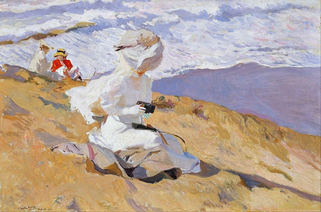 Joaquín Sorolla y Bastida - Capturing the moment - Google Art Project.jpg