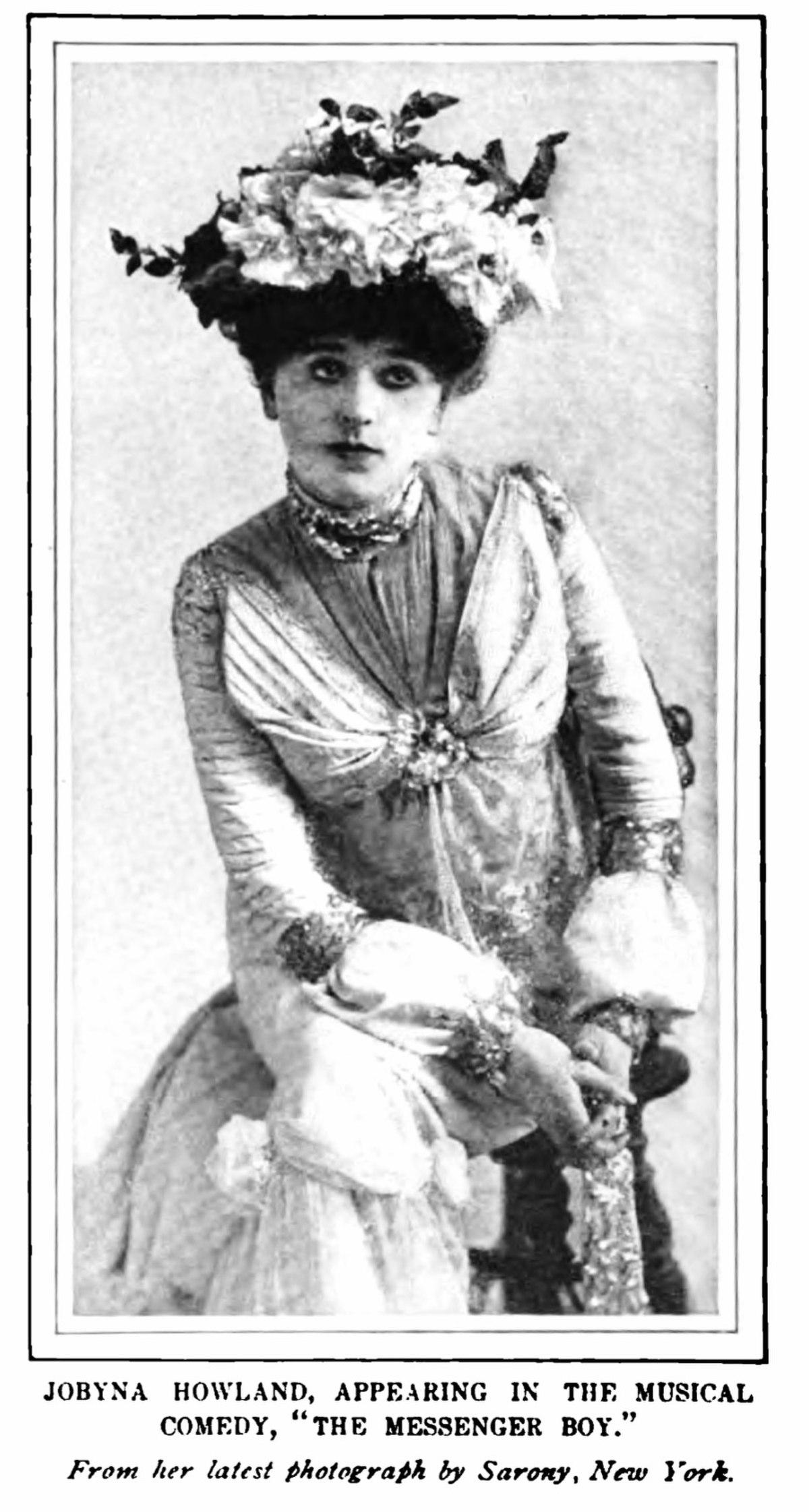 Jobyna Howland Wikipedia