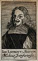 Johann Lorenz Bausch. Line engraving, 1688. Wellcome V0000413.jpg