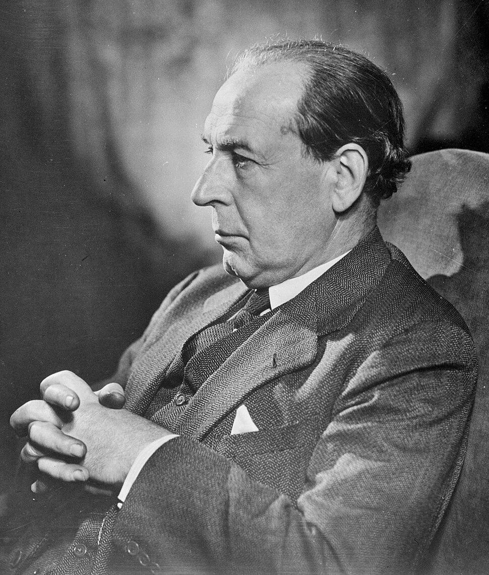 John Anderson, 1st Viscount Waverley 1947