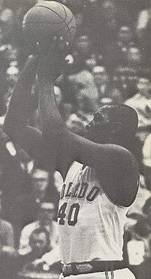 1971 Denver Rockets ABA Press Guide