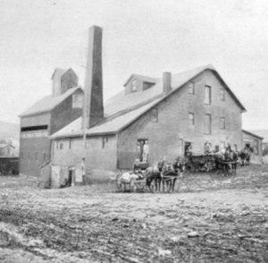 John Canon - Canon's mill