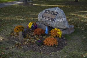 John Kelvin Koelsch - Memorial to Koelsch, Briarcliff Manor, New York