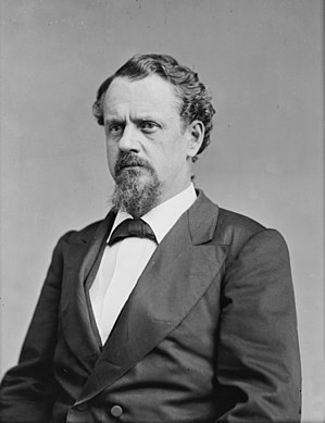 John Y. Brown (politician, born 1835) - Portrait by Mathew Brady