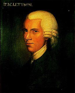 John Coakley Lettsom English philanthropist