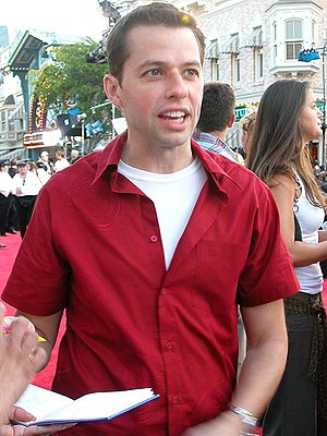 Jon Cryer at the Premiere of Pirates of the Ca...