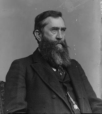 Texas's 6th congressional district - Image: Joseph Abbott Texas politician Brady Handy