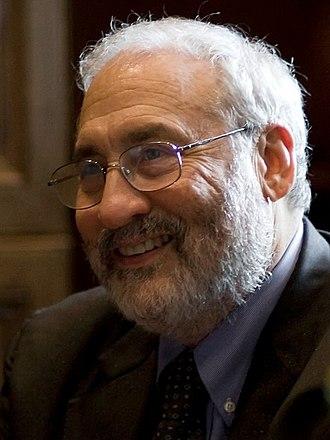 Joseph Stiglitz - Image: Joseph E. Stiglitz cropped