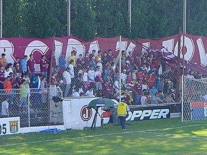 Estádio Rua Javari - Juventus Supporters at Rua Javari.