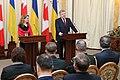 Julie Payette with Petro Poroshenko in Ukraine - 2018 - (1516277010).jpg