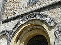 Jumilhac église portail décor.JPG