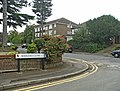 Junction of Badgers Close with Waverley Road, Enfield - geograph.org.uk - 959529.jpg
