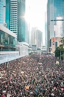 Hong Kong–Mainland China conflict
