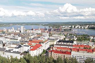 Central Finland - Image: Jyväskylä2