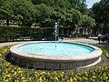 Károlyi garden fountain, 2018 Belváros-Lipótváros.jpg