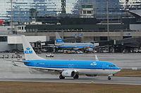 PH-BXC - B738 - KLM