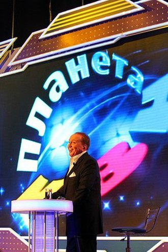 KVN - Alexander Maslyakov hosts the Major League on April 1, 2013