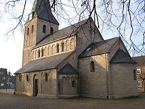 Kaarst - Saint Martin Church