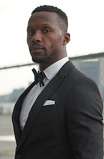 Emmanuel Kabongo Canadian actor and producer (born 1986)