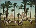 Kairo, les pyramides LCCN2017658152.jpg
