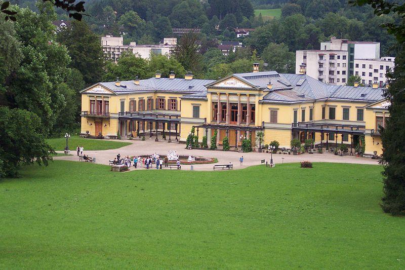 Datei:Kaiservilla Bad Ischl.JPG