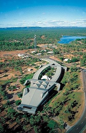 Crocodile Hotel in Jabiru