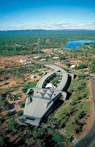 Jabiru, Northern Territory - Crocodile Hotel at Kakadu