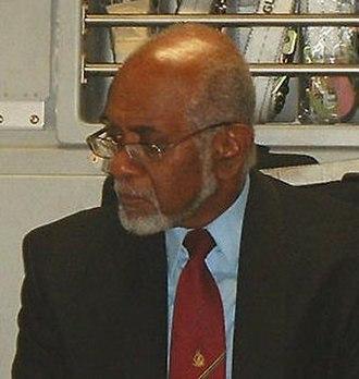 President of Vanuatu - Image: Kalkot Mataskelekele