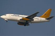 Kam Air Boeing 737-200 KvW.jpg