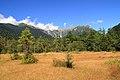 Kamikōchi, Hida Mountains range, Nagano Prefecture; September 2007 (04).jpg