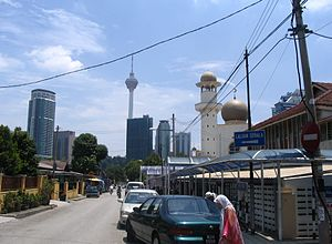Kampung Baru, Kuala Lumpur - Kampung Baru