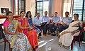 Karavali Wikimedians members meetup.jpg