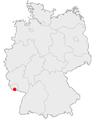 Karte saarbruecken in deutschland.png