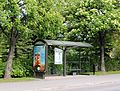Kasarmintie Bus Stop Oulu 20120614.JPG