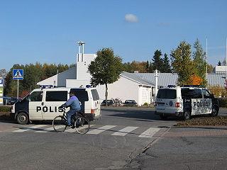 Kauhajoki school shooting