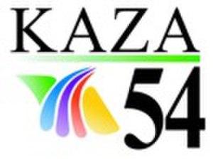 KAZA-TV - Former KAZA-TV logo.
