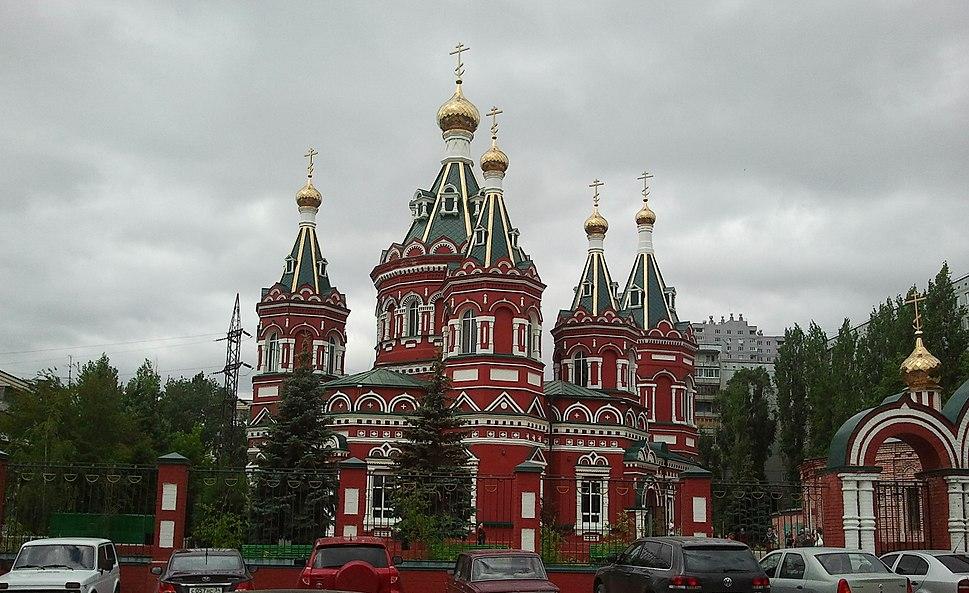 Kazanskiy Sobor