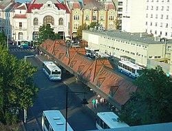 Kecskemet Szechenyi Ter Autobusz Allomas Wikipedia