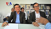 Kem Sokha with Sam Rainsy.jpg