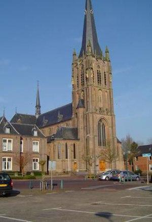 Lichtenvoorde - Image: Kerk Zieuwent