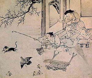 Kim Deuk-sin - Image: Kim Deuksin Pajeokdo